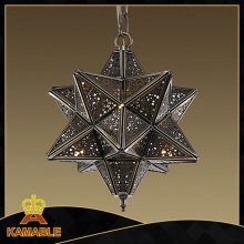 Moroccan Decoration Star Hanging Light (050DS)