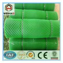 high quality extruded HDPE plastic mesh for metal pipeline protection