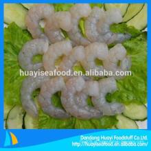 Congelados congelados frutos do mar decapitado e sem velas camarão vannamei fornecedor