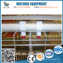 Round PVC water pipe for special broiler chicken drinking water system