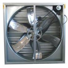 Ventilador con obturador centrífugo con certificado CE