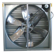 Cooling Fan with Centrifugal Shutter with CE Certificate