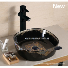 popular bathroom black sink