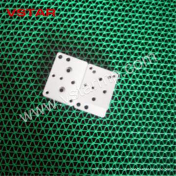 Pièce de usinage de commande numérique par ordinateur de précision avec des pièces de rechange anodisées de produits en aluminium Vst-0908