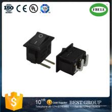 15 * 10 mm enganche interruptor de botón a prueba de agua (FBELE)
