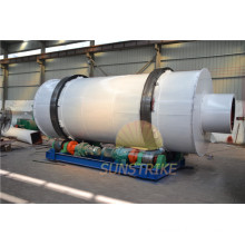 Professional Three Drum Silica Sand Drum Dryer Machine