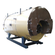 Caldeira a vapor de condensação a óleo ou a gás horizontal