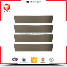 Best selling economic carbon vanes graphite plate in china