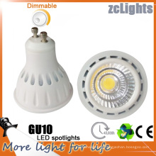 High Lumen 110-240V GU10 LED Spotlights GU10 LED Bulb