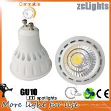 Ce 7W GU10 LED для светодиодных прожекторов Гарантия 3 года