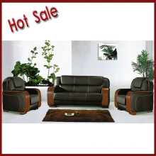 chinese furniture Factory pu leather office sofa 910#