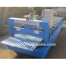 QJ 850 cnc arco / camber círculo telhas que faz a máquina