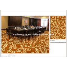 Inkjet de alta qualidade de parede para parede Nylon Hotel Carpet
