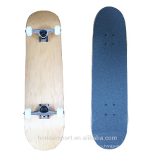 Топ продажа дешевые популярные подгонянные полный скейтборд для оптовой продажи