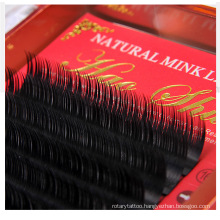 High quality Best selling 100% Real Mink Eyelash extensions