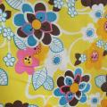 tela del rayón de la seda 100% impresa seda del estilo chino para la blusa / la falda / el vestido de la ropa