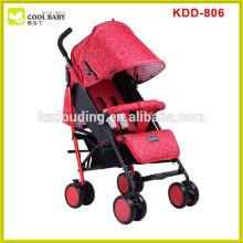 Umbrella Baby-Spaziergänger, Hersteller Hot Sales Red Color Baby Buggy