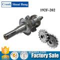 Vendor Hot Sale Top Gasoline Engine And Diesel Engine Commonly Used Crankshaft 192F