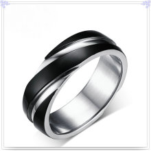 Stainless Steel Jewellery Fashion Jewelry Finger Ring (SR187)