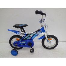 "Bicicleta de acero para niños con marco de 12 ""(MA1208)"