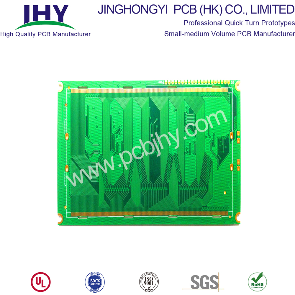 Green Quick Turn PCB