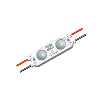 High voltage 220V 2 backlit led module