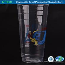 Пластиковая чашка 20 унций для напитков с хорошим качеством