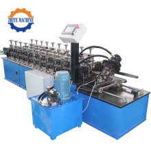 Cross Tee Grid Cold Roll Forming Machinery