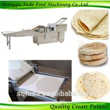 Fabricante automático de tortilla comercial, fabricante de Roti, fabricante de la crepe