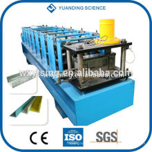 Passed CE and ISO YTSING-YD-1114 C/Z/U Shape Purlin Forming Machine Manufacturer