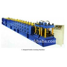 QJ automatic cnc C purlin forming machine