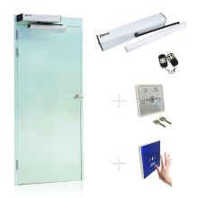 Deper dsw100n max 100kgs stainless steel interior 90 degrees automatic swing door device