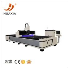 Découpeuse d'acier inoxydable de laser de fibre de commande numérique par ordinateur