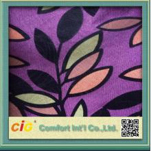 2017 chaud vendre Flora Design canapé Funiture tissu
