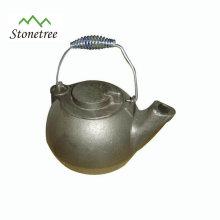 Potenciômetro chinês do chá do ferro fundido da venda quente