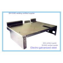 Sheet Metal Part Secc Electro Galvanized Steel