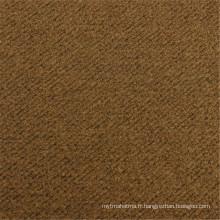 48% de laine 52% Tissu de finition en laine de polyester