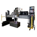 Gantry Cutting Machine för Intersecting Lines