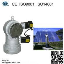 Geração de Energia Solar Térmica Sistemas de Rastreamento Solar de Eixo Duplo