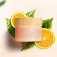 Luxury Frosted Glass Container Vendor Lip Scrub WholesalePrivate Label Organic Lip Scrub 100% Natural