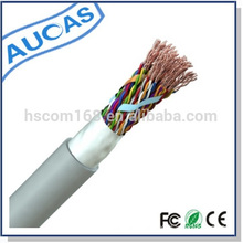 Aucas communication cables manufacturer aerial indoor multipair telephone cable