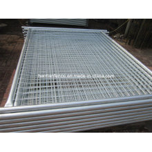 48mm Od. Heavy Duty Galvanized Temp Fencing Panel