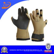 Mode-Neopren-Labor Handschuhe (67845)