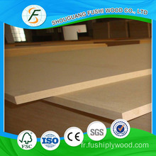 Pain MDF Board 3mm 12mm 15mm