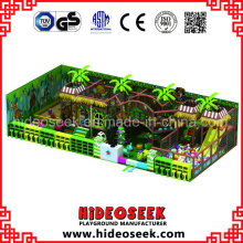 Jungle Theme Children Indoor Play Area Equipo de juegos en venta