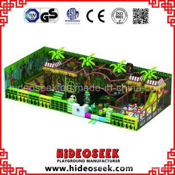 Jungle Theme Children Indoor Play Area Playground Equipment for Sale