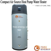 Compact Air-Source Heat Pump Water Heater with En255-3