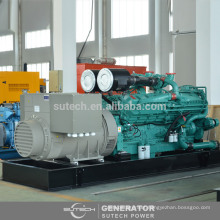 Open type! 800KW diesel generator powered by Cummins engine KTA38-G2A