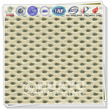 YD-1005,sandwich fabric,100% polyester shoes air mesh fabric