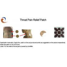 Plaster For Acute Tonsillitis
